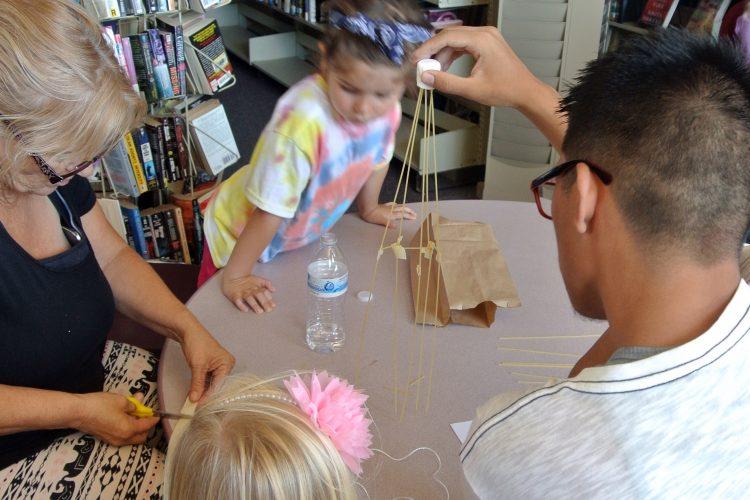 Marshmallow Challenge in Elfrida